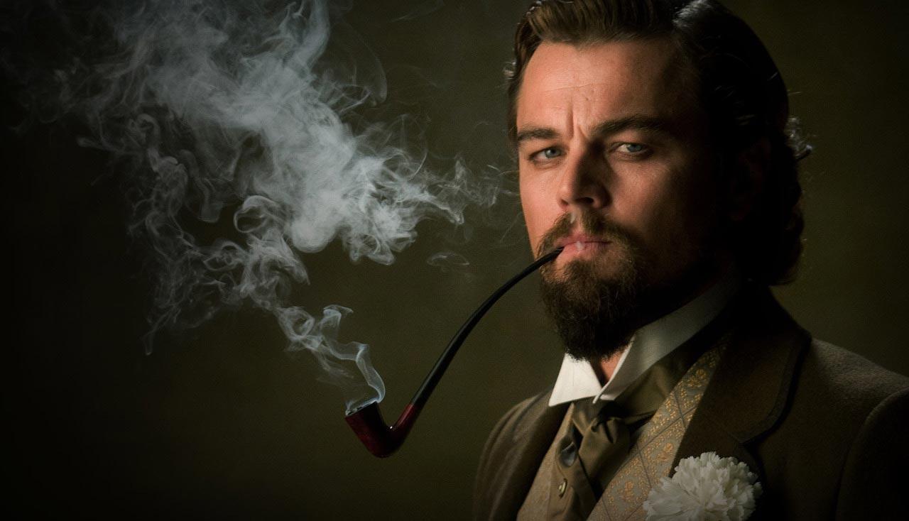Nie przepadałem wcześniej za DiCaprio, ale w Django mi się podobał.